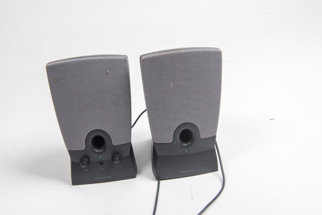 how to connect harman kardon speakers to computer