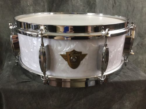 DW Classics Series Snare Drum 5.5 X 14 Outstanding Condition Buddy Rich Look