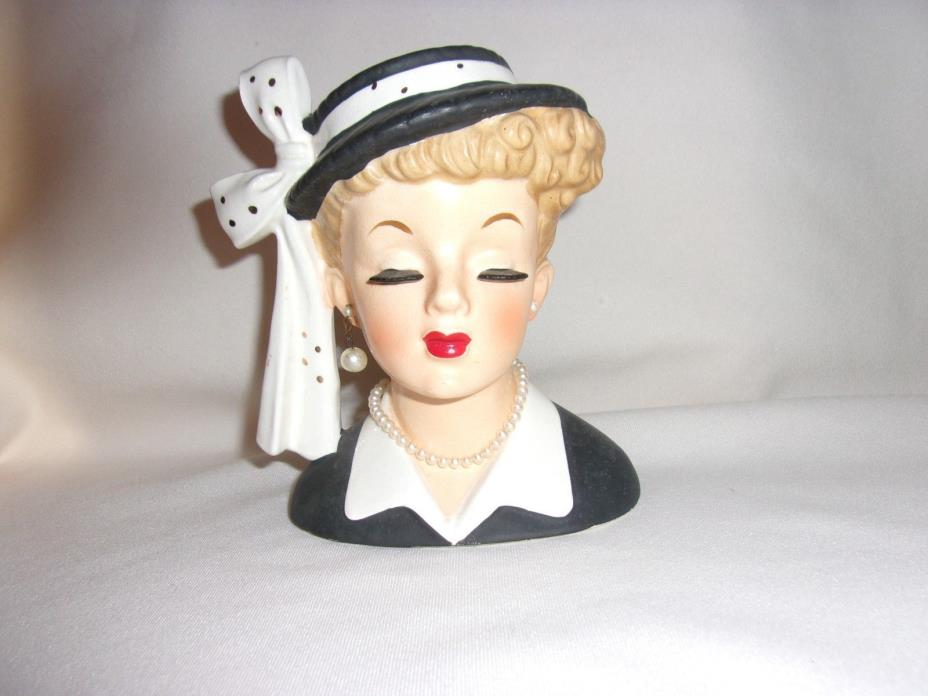 Lady Head Vase Napco For Sale Classifieds