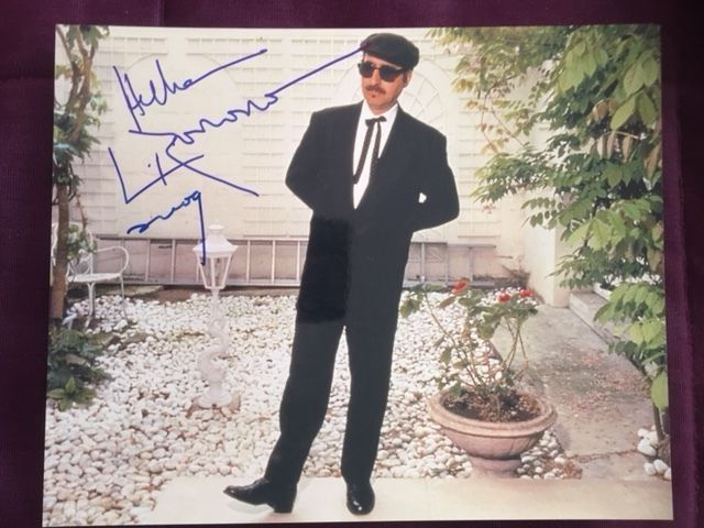 Leon Redbone Autographed Signed Photo IP