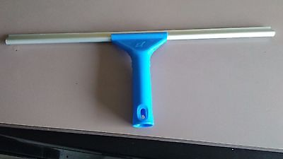 window cleaning squeegee 18 inch stainless channel plastic but nice