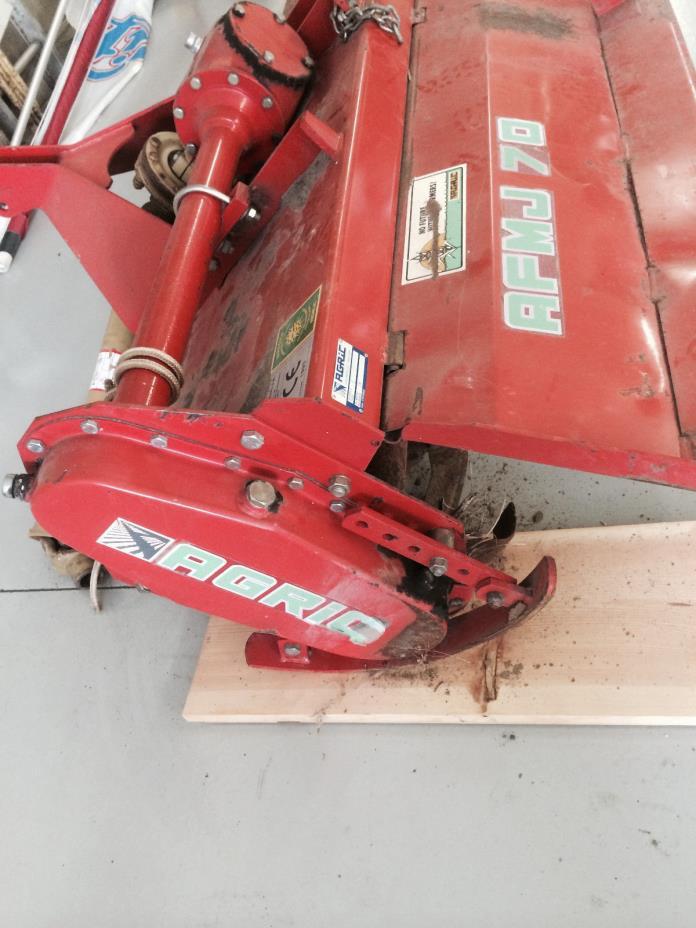 heavy duty tiller cultivator 6 feet wide