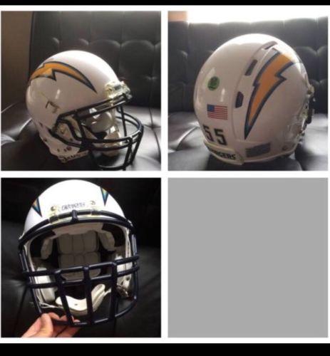 Rawlings Chargers Football Helmet