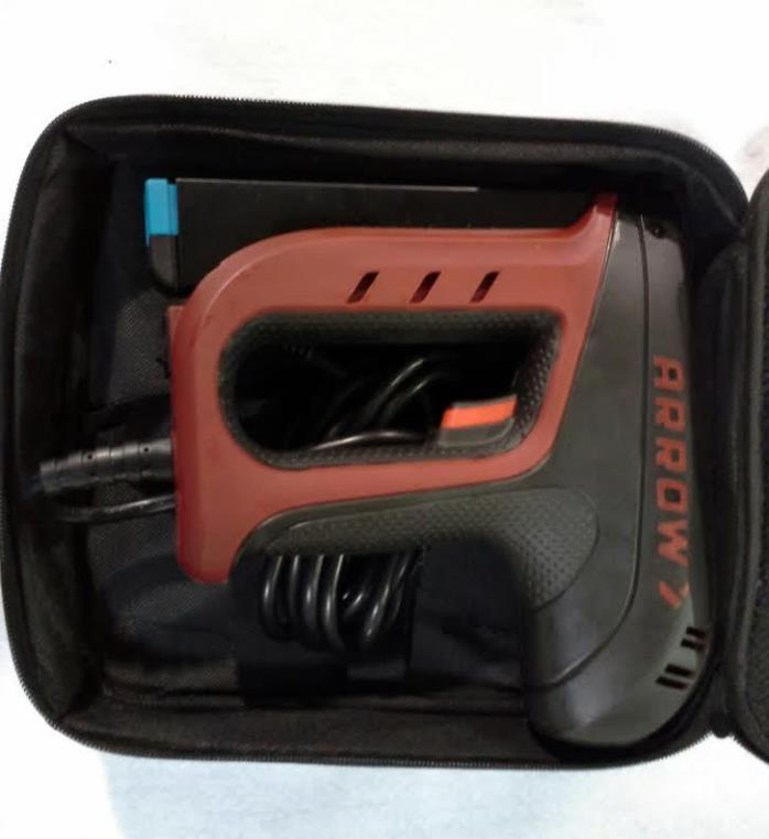 Arrow Fastener 6 in. Electric Stapler and Brad Nailer T50AC-R