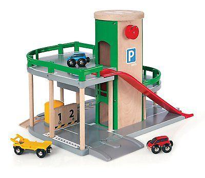Brio Trains 33204 Brio Trains Parking Garage