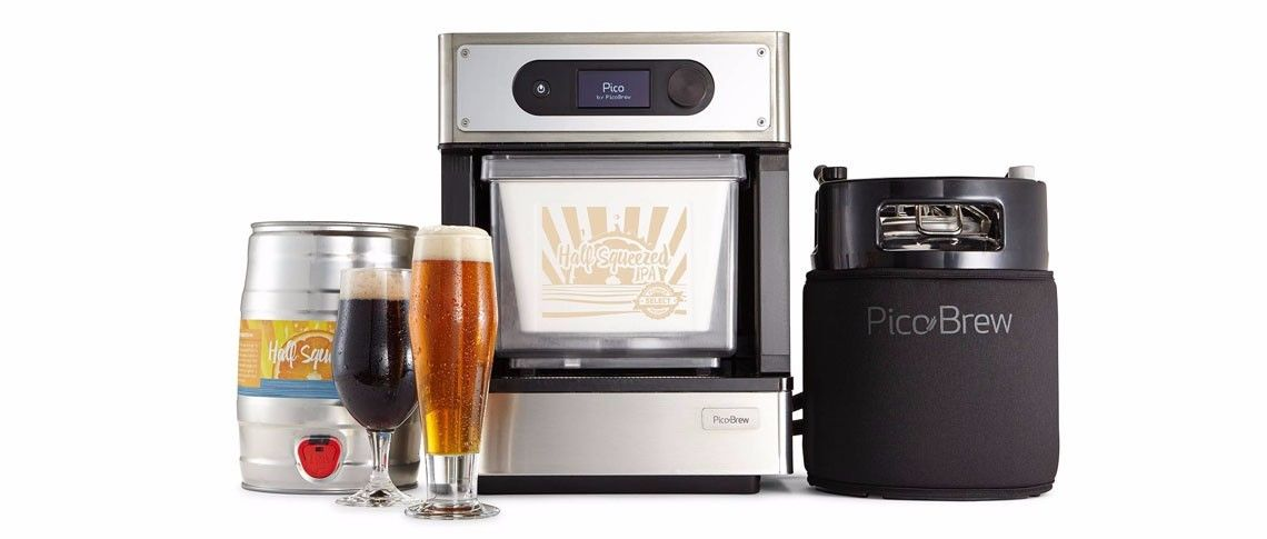 PicoBrew (Pico Home Beer Brewing System)