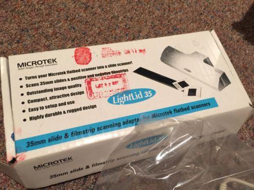 35mm negative film slide scanner