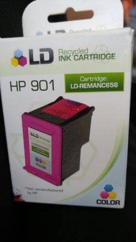 LD HP901 Color Ink Cartridge for HP Printer