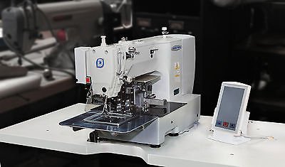 Programmable Pattern Sewing Machine | DEMATRON DM-1010