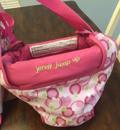 Jenny Jump Up