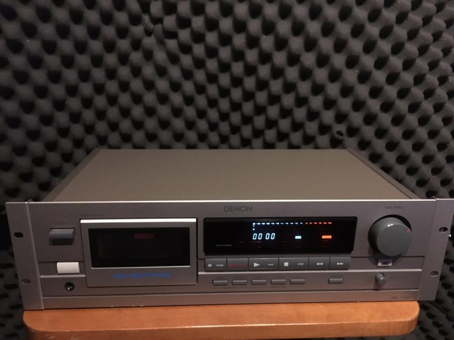 Denon DN-730R cassette tape player 19
