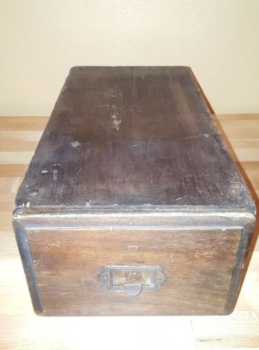 Index Card File Cabinet For Sale Classifieds