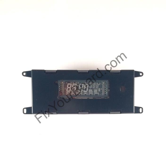 FRIGIDAIRE ELECTROLUX OVEN CONTROL BOARD 318010900, BRIGHT DISPLAY