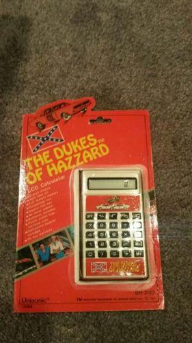 Dukes of Hazzard calculator