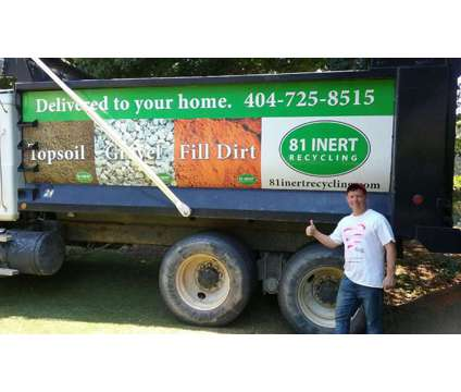 Gravel Delivery / [phone removed] / Topsoil Loganville