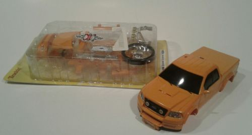 XMODS RC Yellow Ford F-150 truck drifter Body shell and extras