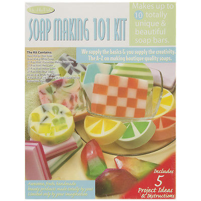Soap Making 101 Kit-