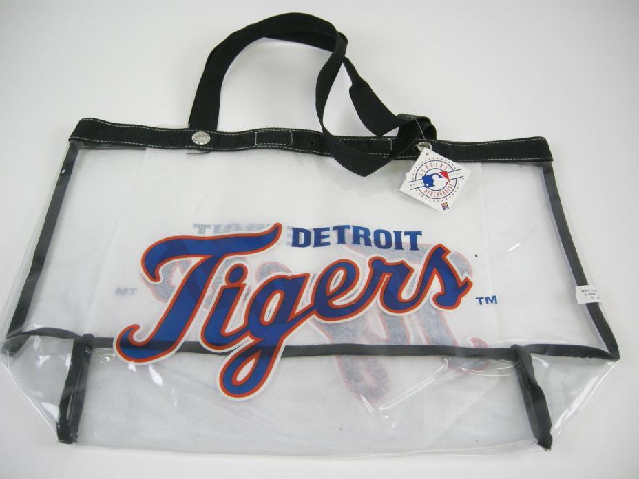 Detroit Tigers Logo clear Tote Bag
