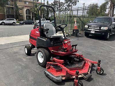 2008 Toro Groundsmaster 3280D Zero Turn Diesel Lawn Mower 62