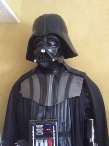 Life Size Star Wars Darth Vader Full Size Prop Statue Temp SALE!