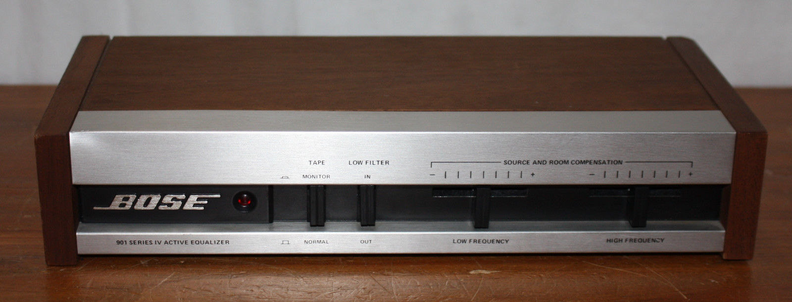 Bose 901 Series III / IV Active Equalizer