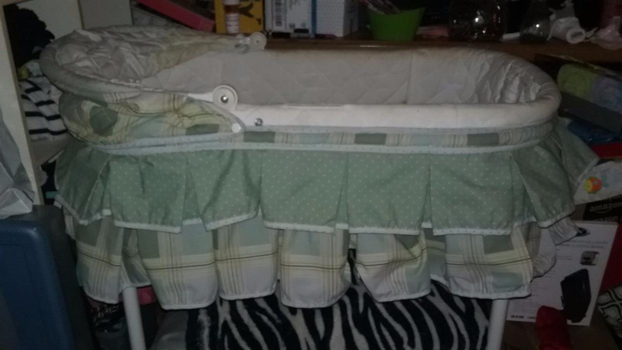 White Baby Bassinet For Sale Classifieds