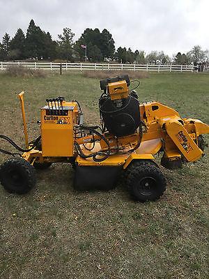2012 Carlton SP4012 Stump Grinder ...low, low hours