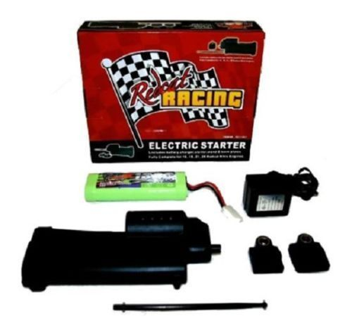 Redcat 70111E-KIT Electric Starter Kit for RC Nitro Gas Truck Buggy Car COMPLETE