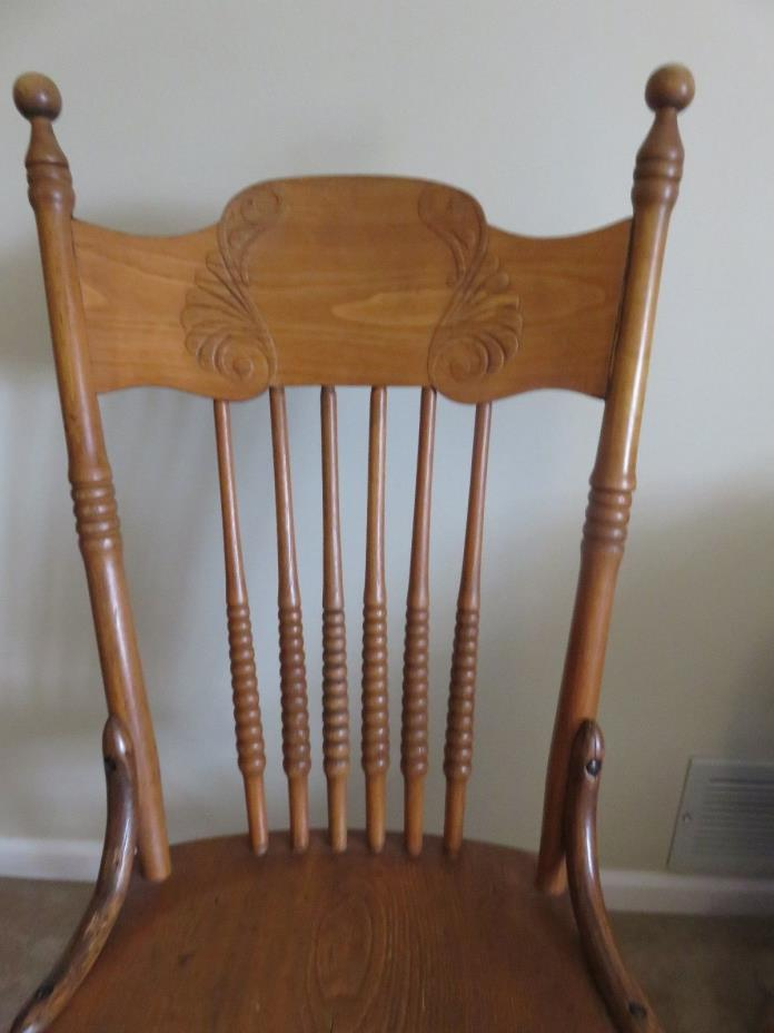 Oak Pressed Back Chairs For Sale Classifieds