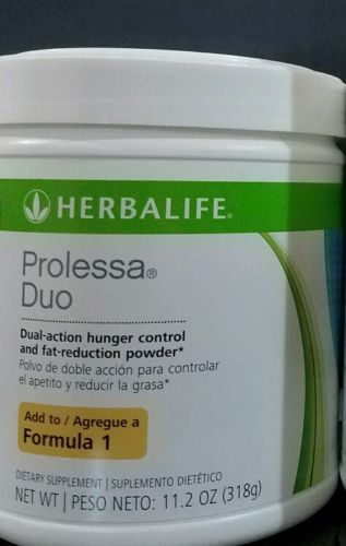 NEW HERBALIFE PROLESSA DUO Large  30 day PROGRAM 11.2  OZ weight loss mngt!
