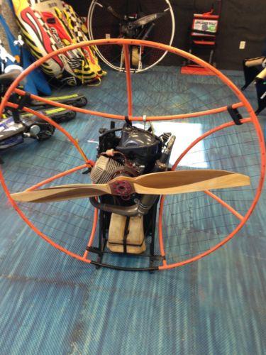 KANGOOK c-max 175 Powered Paraglider Paramotor PPG With APCO Wing