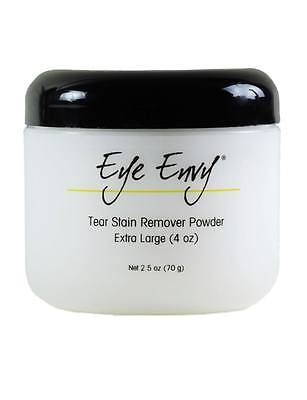 Eye Envy - Tear Stain Remover Powder for Dogs and Cats, 4oz - SAFE and NATURAL