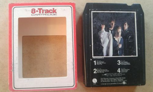 Pretenders II by the Pretenders  8 track tape tested w/sleeve