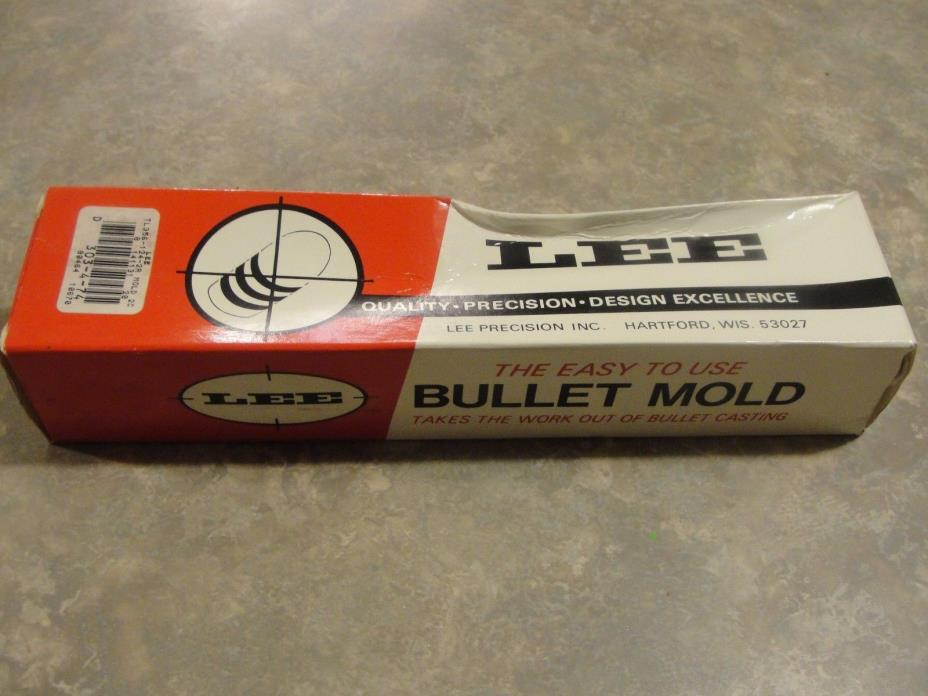 Lee bullet mold 2 cavity, 452 / 230 gr