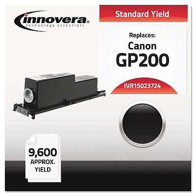 Innovera Remanufactured 1388A003AA (GP200) Toner, Black 686024237242