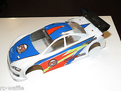 SERP-0130 Serpent S411 ERYX 4.0 touring car custom painted body