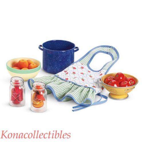 American Girl Kit s Produce & Preserves New!