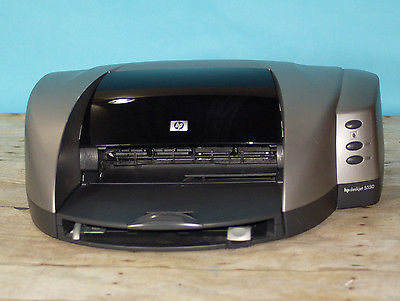 HP Deskjet 5550 Workgroup Inkjet Printer