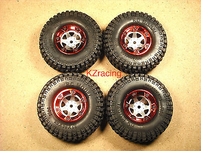 FEIYUE EAGLE 3 FY-01 02 03 Wheels & Tires - 12mm Bead Lock - REDCAT Everest 16