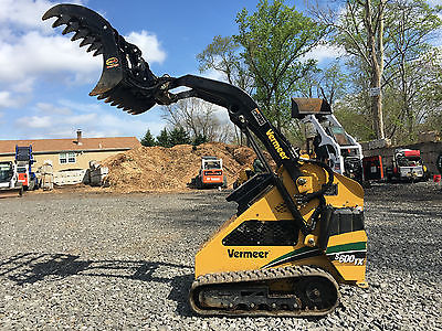 Vermeer S600TX Mini Skid Steer