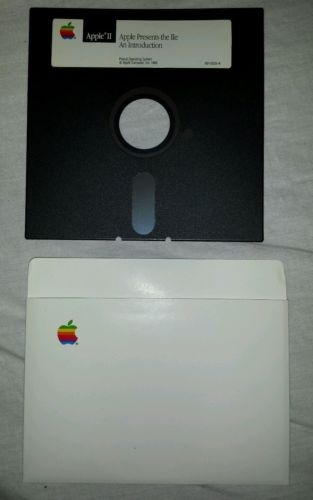 1986 Apple Presents the IIe An Introduction / IIe Inside Story Apple II