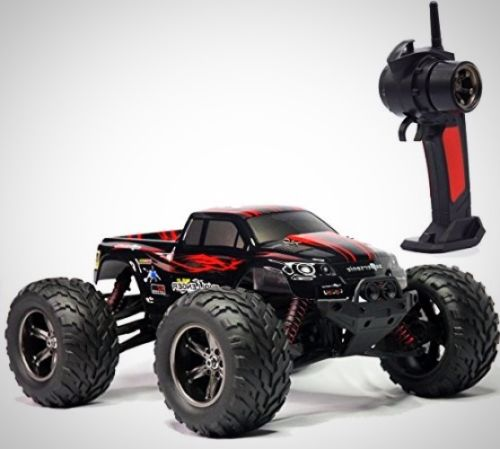 Off Road Monster Truck Speed Radio RC Truck Car Buggy Toy Remote Control Racing
