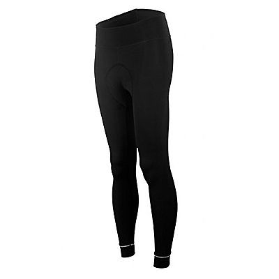 Shebeest Women's Lite Cycle Tight (Black, Small)