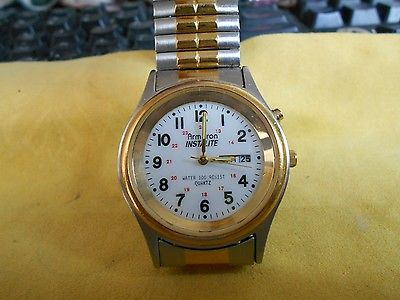 VERY NICE  MENS DIVERS WATCH WITH INSTALIGHT AND DAY & DATE