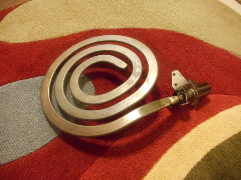 Frigidaire GM 8 in. Burner Range Stove Cook Top Flair 2 part plug type vintage
