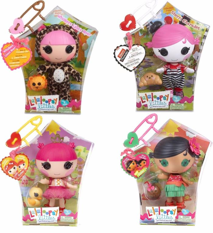 Lalaloopsy Littles Dolls - Choose Your Doll