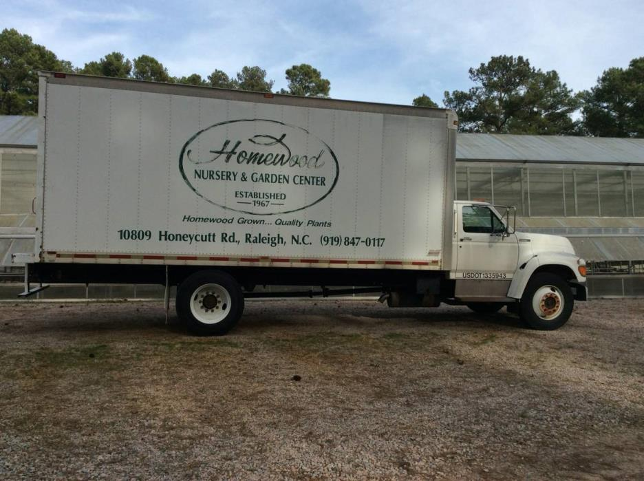 Ford F800 REDUCED!!!