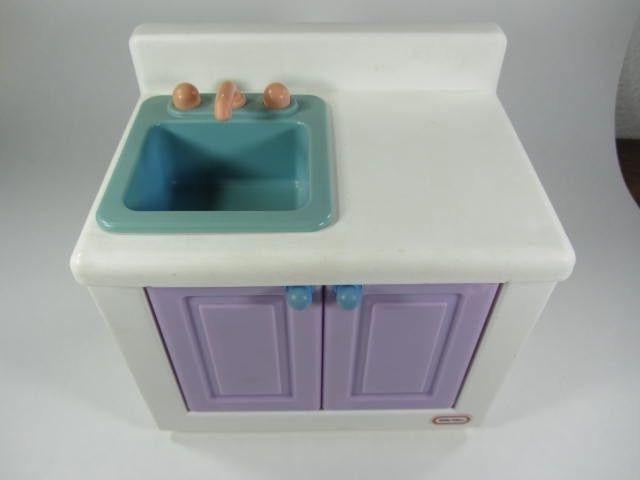 Barbie Kitchen With Working Sink