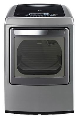 LG SteamDryer 7.3 Cu. Ft. 12-cycle Steam Electric Dryer Brand New