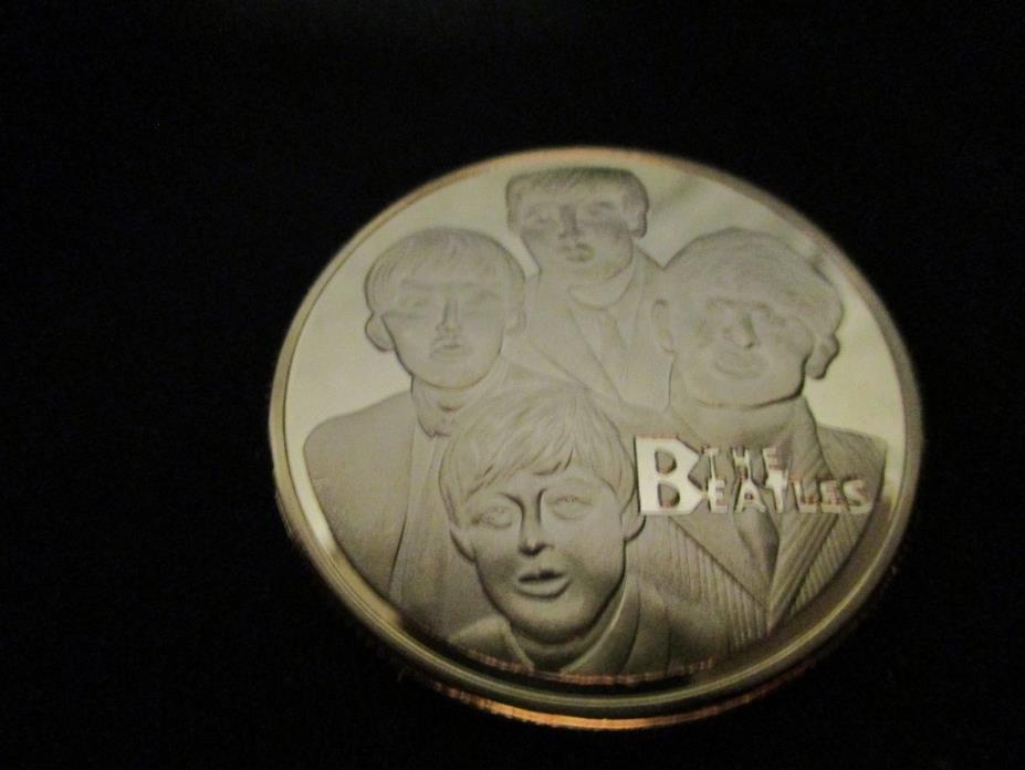 Beatles Collector's Commemorative Coin